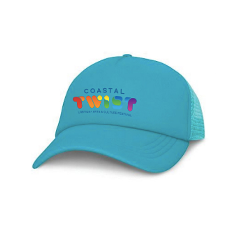 Trucker Cap - Turquoise